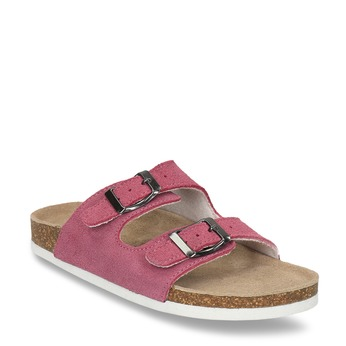 Children's pink slippers, pink , 373-5600 - 13
