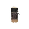 Ladies' leather winter boots weinbrenner, brown , 594-4491 - 17