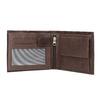 Men's leather wallet, brown , 944-4171 - 15