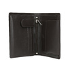 Men's leather wallet bata, brown , 944-4169 - 15