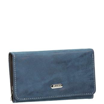 Ladies' blue purse, blue , 941-9153 - 13