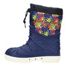 Children's insulated winter snow boots mini-b, blue , 392-9200 - 26