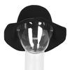 Ladies' hat with quilting bata, black , 909-6294 - 16