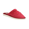Ladies' slippers bata, red , 579-5611 - 13
