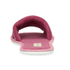 Ladies' slippers with bow, pink , 579-5609 - 15