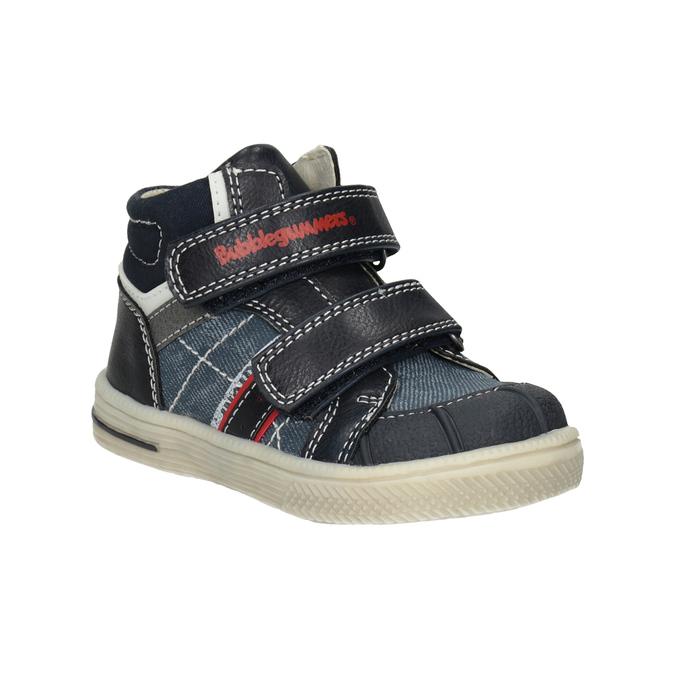 Kids' ankle boots bubblegummer, blue , 111-9613 - 13