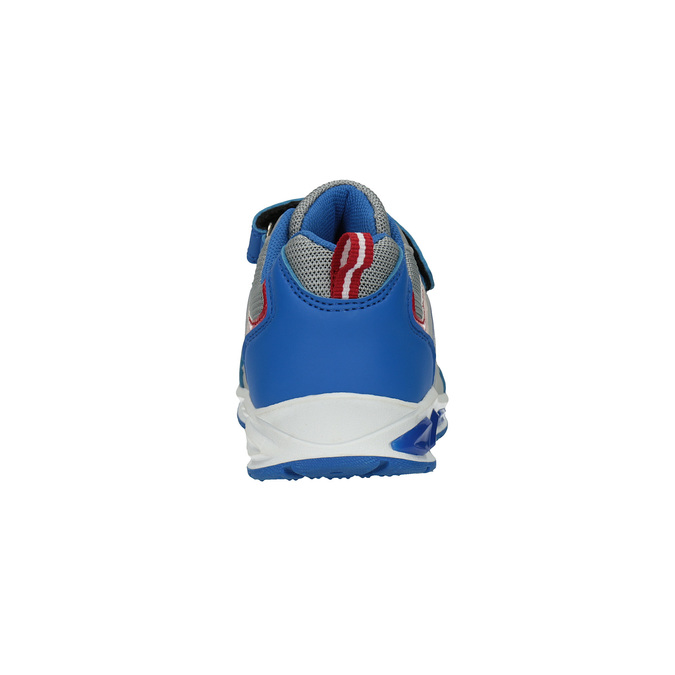 Children's sporty sneakers mini-b, blue , 211-9172 - 17