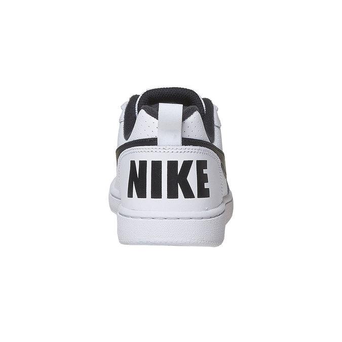 Children's sneakers nike, white , 401-6333 - 17