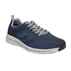 Men's sneakers with memory foam skechers, blue , 809-9141 - 13
