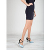 Leather pumps with straps across instep insolia, black , 728-9641 - 18