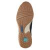 Ladies' leather sneakers gabor, blue , 626-9205 - 26