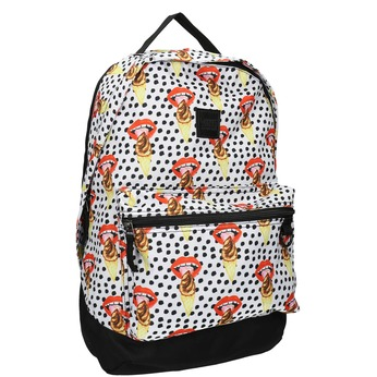 Backpack with pattern and polka dots vans, multicolor, 969-0082 - 13