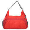 Red travel bag, red , 969-5165 - 26