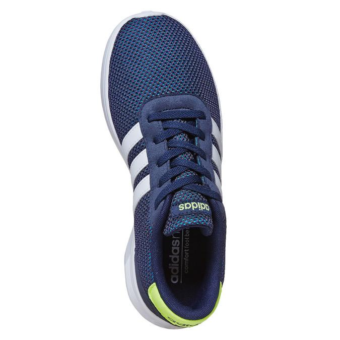 Kids' athletic sneakers adidas, blue , 409-9288 - 19