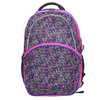 School backpack bagmaster, violet , 969-5648 - 26