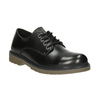 Children's Black Shoes mini-b, black , 311-6186 - 13