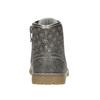 Children's ankle shoes bubblegummer, gray , 221-2606 - 17