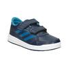 Children's Blue Sneakers adidas, blue , 301-9197 - 13