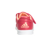 Children's Hook-and-Loop Sneakers adidas, pink , 101-5161 - 16