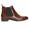 Ladies' leather Chelsea boots bata, brown , 594-4635 - 15