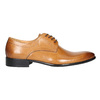 Men's leather Ombré shoes bata, brown , 824-3233 - 15