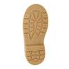Children's leather ankle boots weinbrenner-junior, blue , 216-9200 - 17