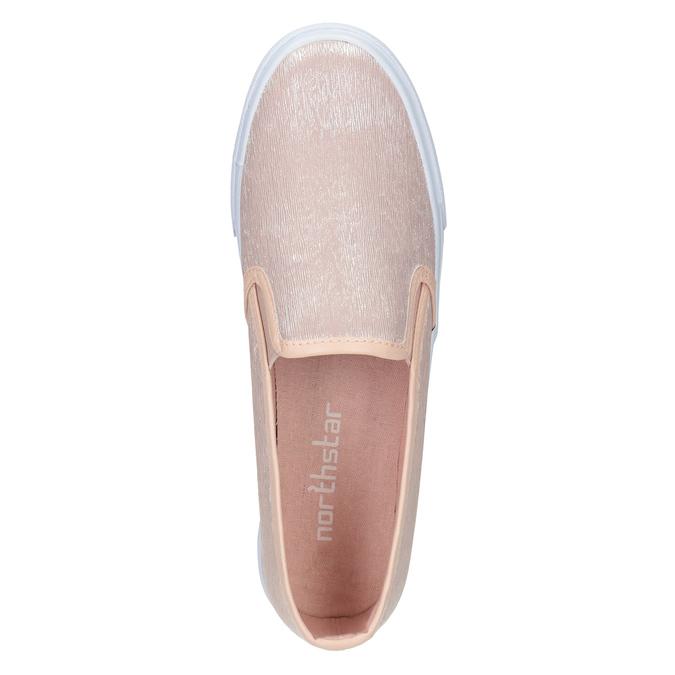 Ladies' Pink Slip-Ons north-star, pink , 511-5605 - 15