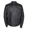Men's Leather Jacket bata, black , 974-6154 - 26