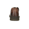 Brown leather shoes bata, brown , 826-4918 - 15