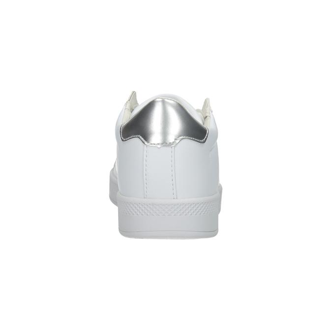 Ladies' White Sneakers atletico, white , 501-1171 - 16