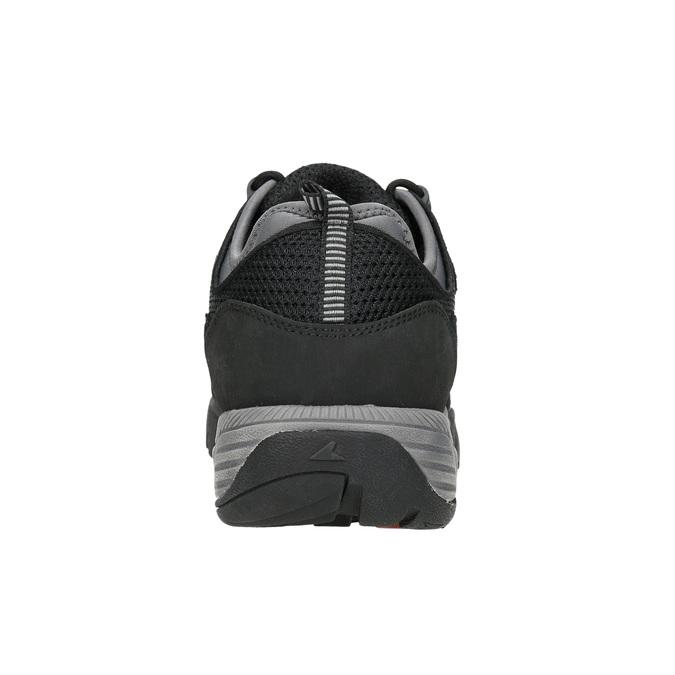 Men's Outdoor sneakers power, black , 803-6230 - 16