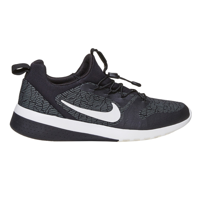 Ladies' athletic sneakers nike, black , 509-1186 - 15