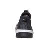 Ladies' athletic sneakers nike, black , 509-1186 - 17
