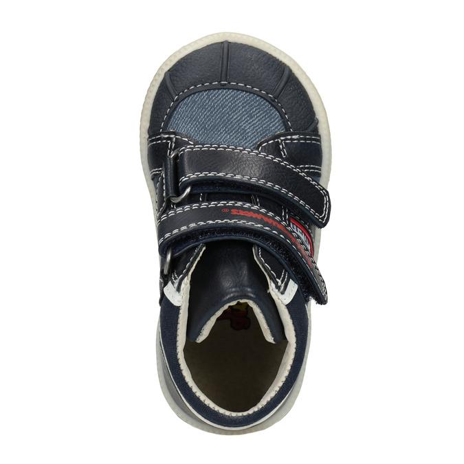 Kids' ankle boots bubblegummer, blue , 111-9613 - 15