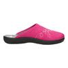 Ladies' Pink Slippers bata, red , 579-5621 - 15