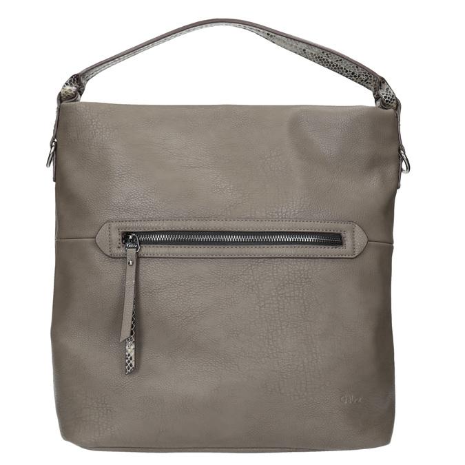 Ladies' Hobo Handbag with Strap gabor-bags, brown , 961-8029 - 26