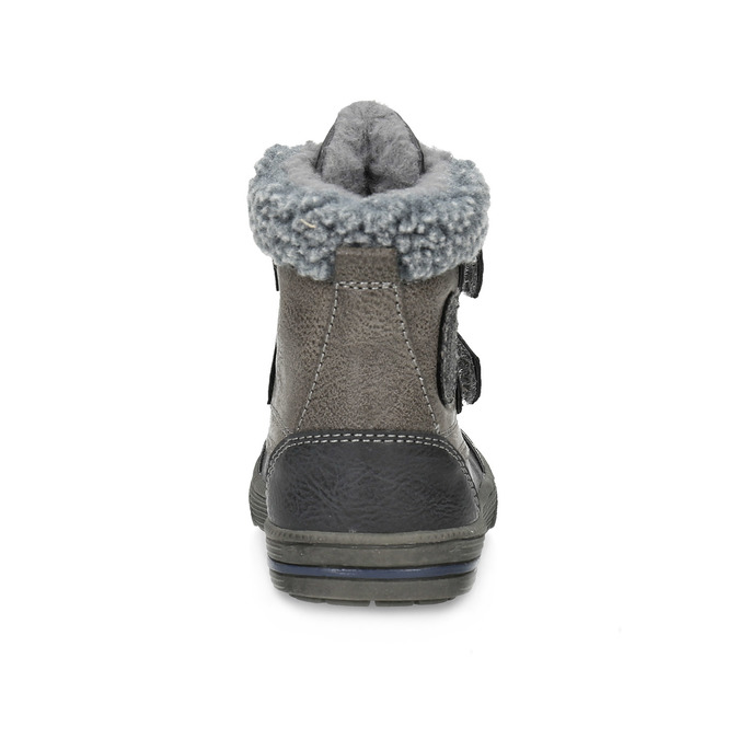 Children's Winter Boots bubblegummer, gray , 191-4619 - 15