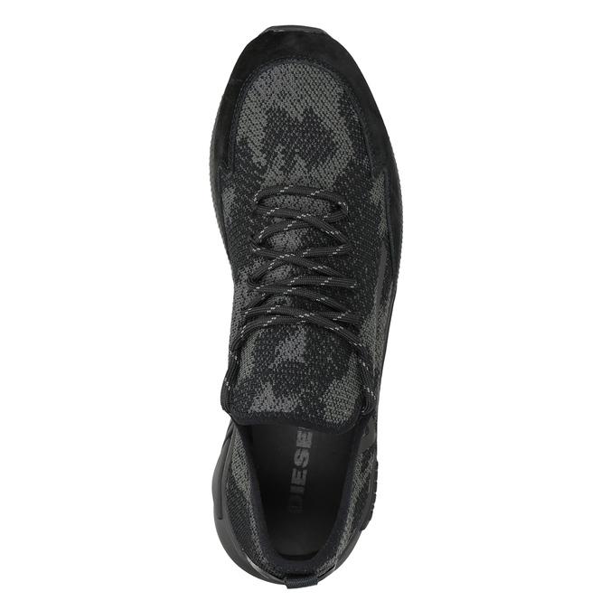 Men's Sneakers diesel, black , 809-6602 - 15