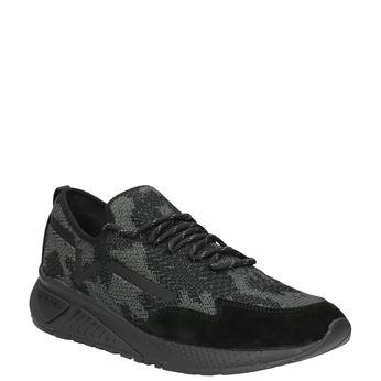 Men's Sneakers diesel, black , 809-6602 - 13