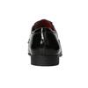 Men's patent leather shoes bata, black , 821-6601 - 16