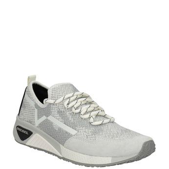 Ladies' sporty sneakers diesel, white , 509-1760 - 13