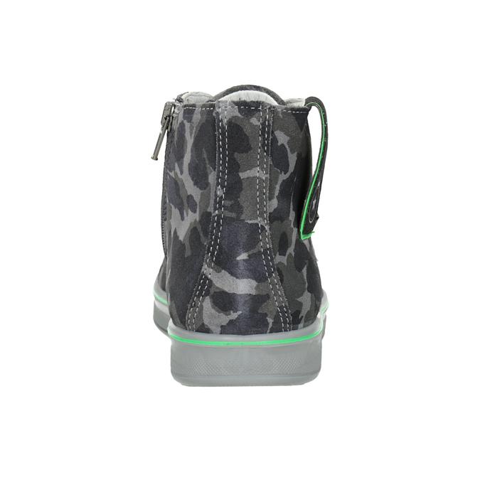 Children's ankle sneakers primigi, gray , 413-2008 - 15