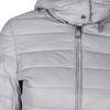 Ladies' Grey Hooded Jacket bata, gray , 979-1159 - 16