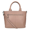 Beige Leather Handbag picard, beige , 964-6080 - 15