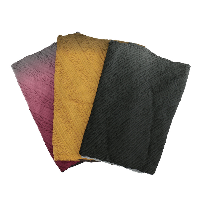 Ladies' Ombré scarf bata, 909-0580 - 13