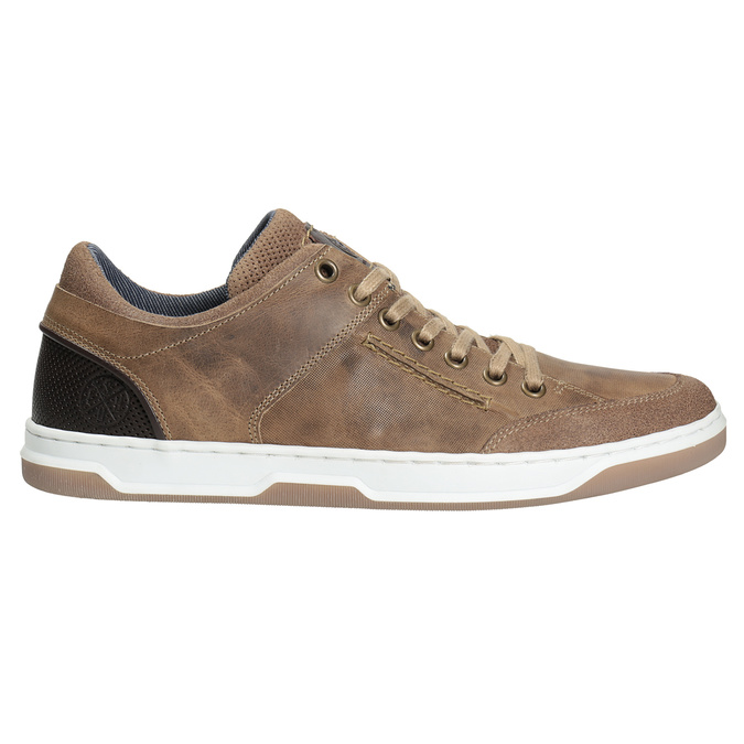 Casual men's sneakers bata, 846-8927 - 26