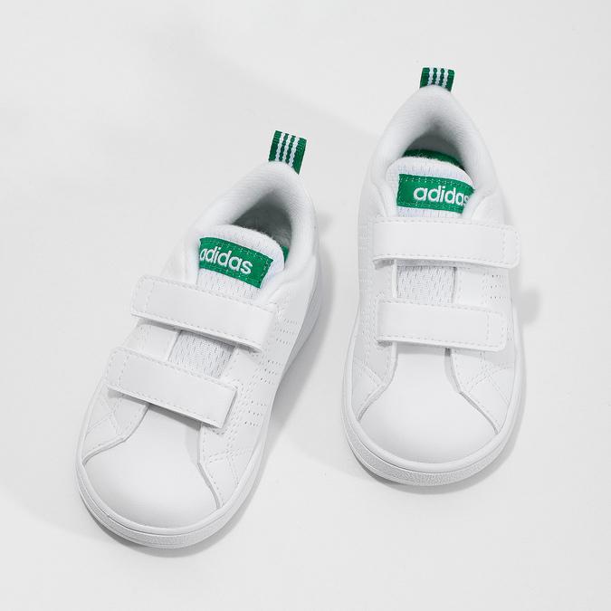 Children's Adidas sneakers adidas, white , 101-1233 - 16