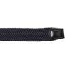Men's textile belt bata, blue , 959-9217 - 16