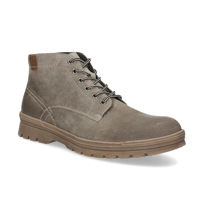 Men's Winter Boots weinbrenner, beige , 896-8107 - 13