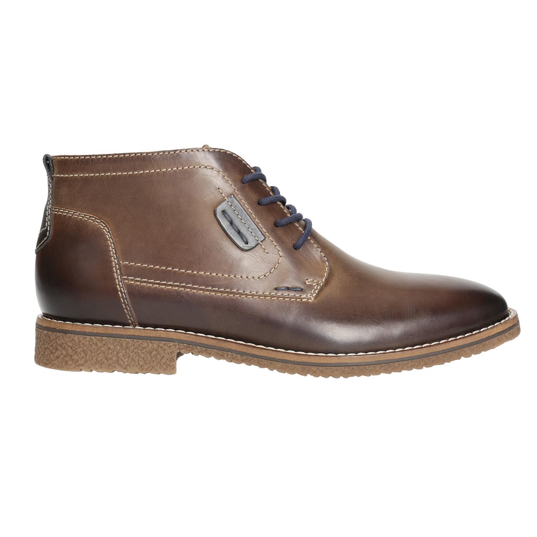 8d3bab0ec9 Bata Men s leather ankle boots - Dress